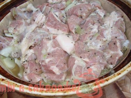 как мариновать мясо для шашлыка