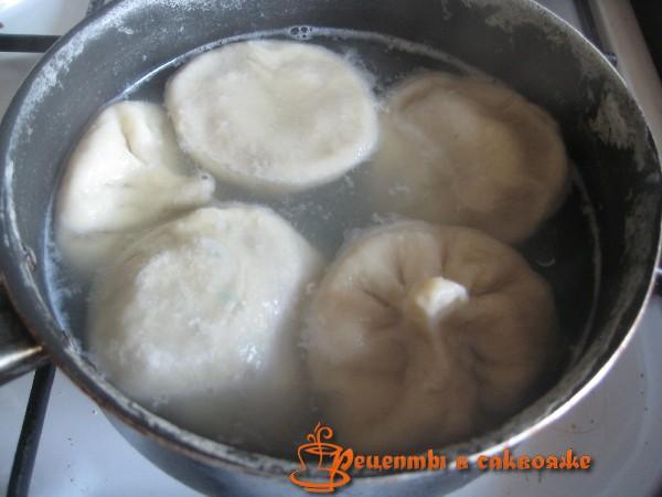 пошаговый рецепт грузинских хинкали