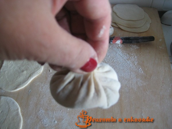 как приготовить настоящие грузинские хинкали дома