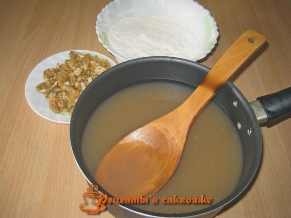 как приготовить блюдо грузинской кухни рецепт пеламуши или татара