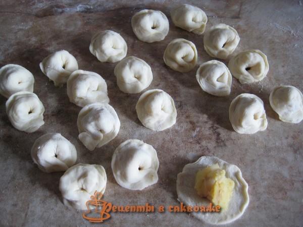 Как приготовить вкусные пельмени с картошкой