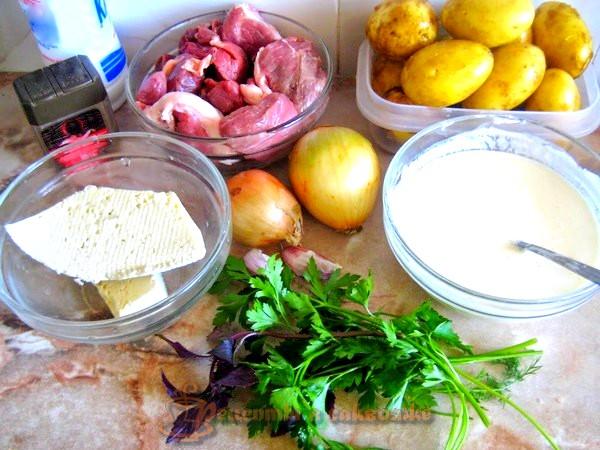 рецепт приготовления риса с мясом