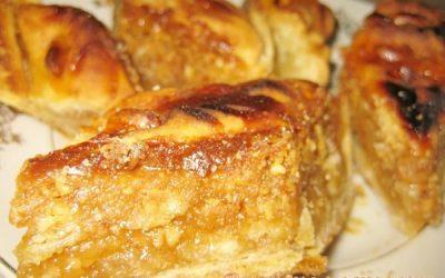 восточный десерт, как приготовить пахлаву, пошаговый рецепт