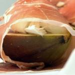 рулет с инжиром и сыром