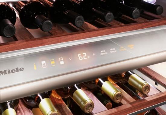 холодильный шкаф для хранения вина