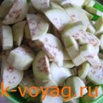 блюдо в пост рецепт аджапсандали по-грузински.