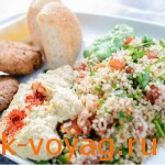 рецепт кускус, кухня Марокко