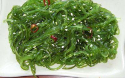 польза морских водорослей