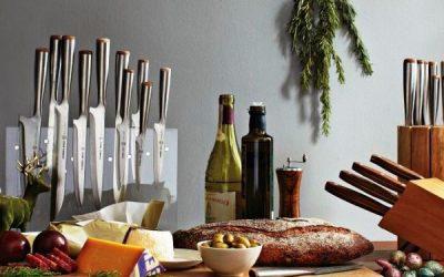 какие ножи нужны на кухне