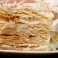 Как испечь торт Наполеон