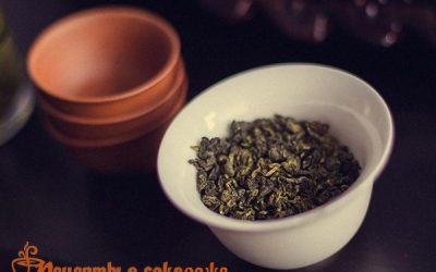 зеленый чай для снижения веса